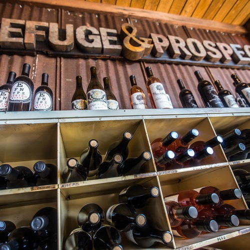 Refuge & Prospect Winery