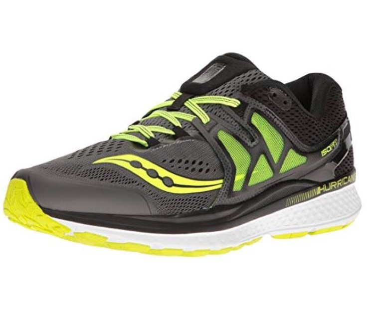 Saucony Men's Hurricane ISO 3 Running Shoe image