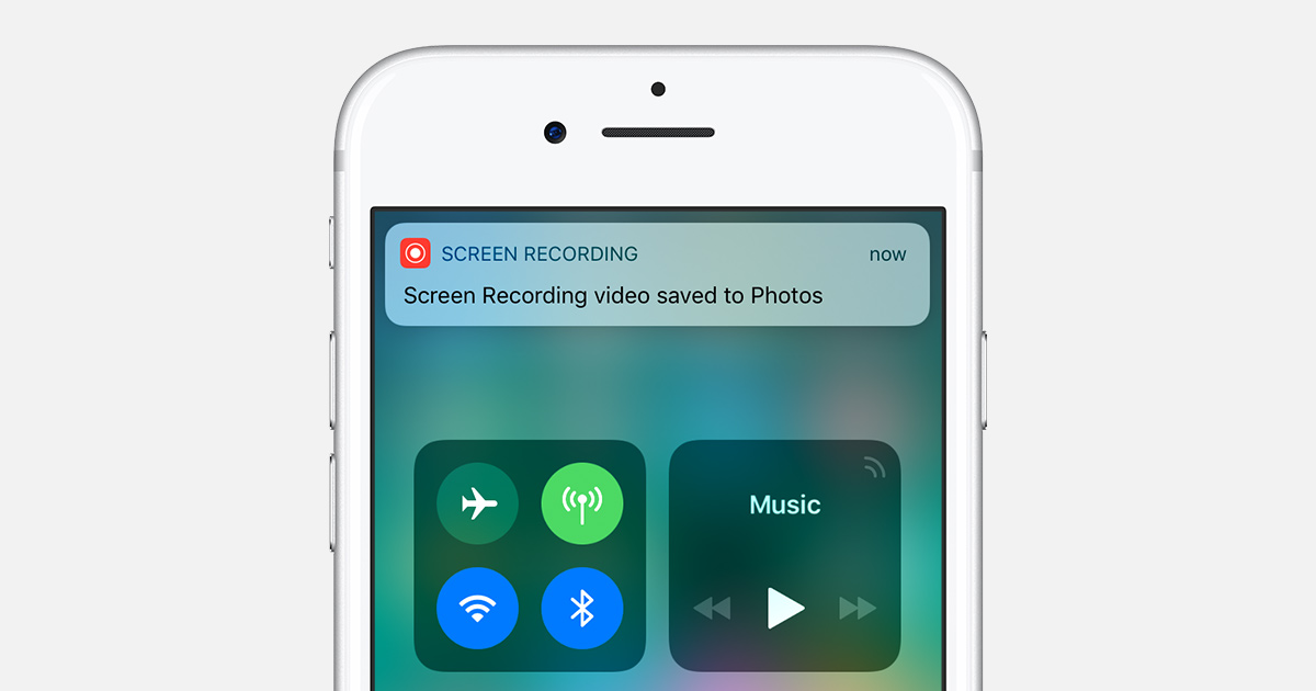 How to record the screen on your iPhone, iPad, or iPod touch