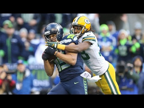 Packers vs. Seahawks NFC Championship Game highlights