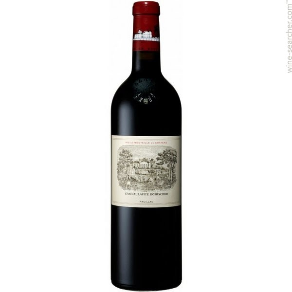 1982 Chateau Lafite Rothschild, Pauillac, France: prices
