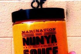 Nunya Sauce at Marination Station: It's Happening image