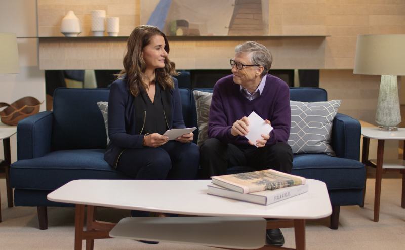 Bill & Melinda Gates' Annual Letter - 10 tough questions we get asked image