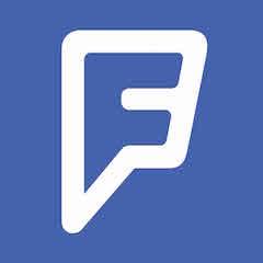 Foursquare's profile image