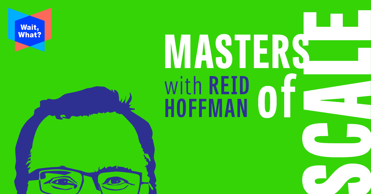 List item Masters of Scale — hosted by Reid Hoffman image